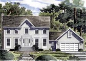 Plan Number 94122 - 2150 Square Feet
