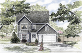 Plan Number 94152 - 1832 Square Feet