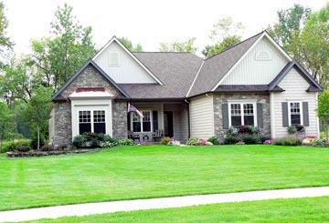 Ranch House Plan 94157