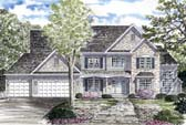Plan Number 94164 - 2883 Square Feet
