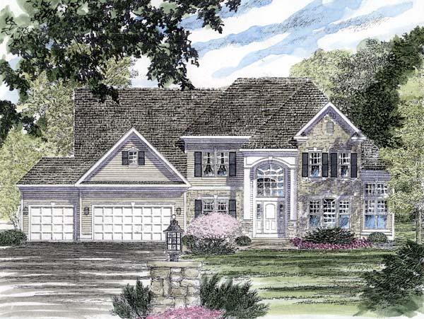 House Plan 94166