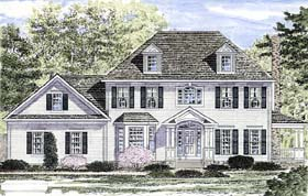Plan Number 94167 - 3467 Square Feet