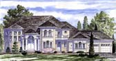 Plan Number 94171 - 4572 Square Feet