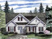 Plan Number 94181 - 1705 Square Feet