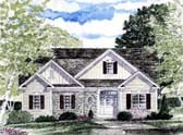 Plan Number 94184 - 3032 Square Feet
