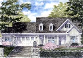 Plan Number 94185 - 1880 Square Feet