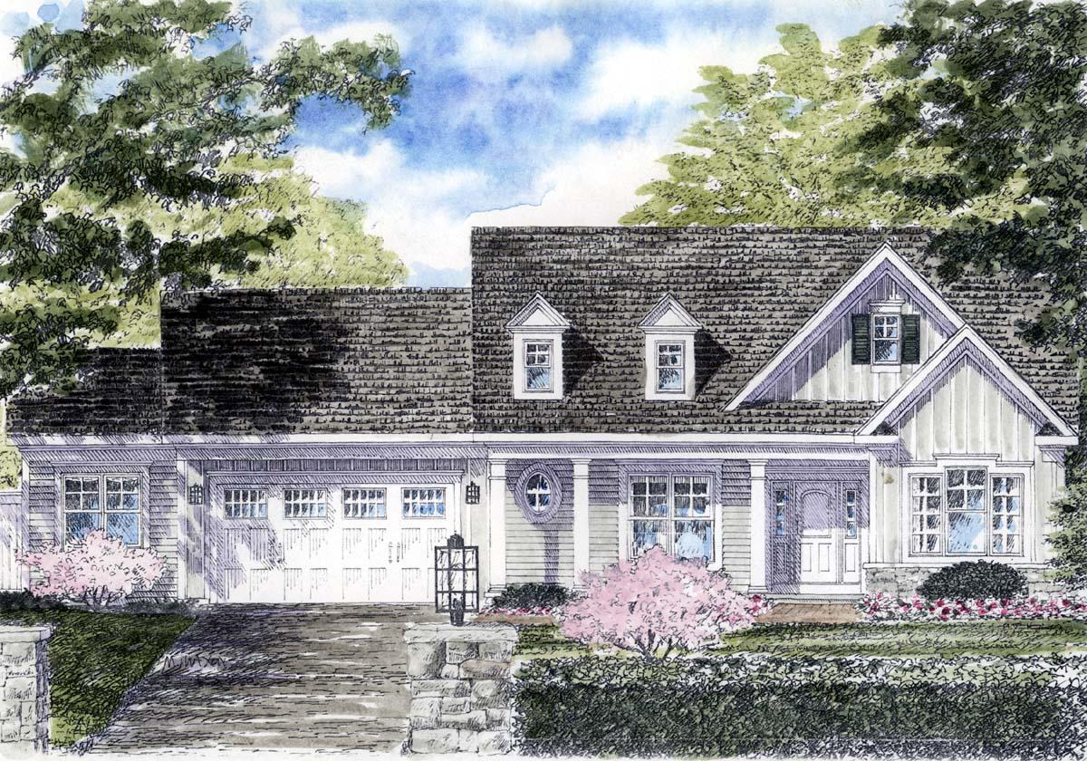 House Plan 94185 At