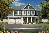 Plan Number 94198 - 2754 Square Feet