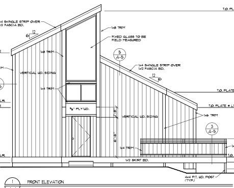 Contemporary House Plan 94312