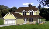 Plan Number 94313 - 1836 Square Feet