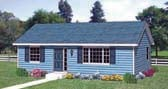 Plan Number 94408 - 864 Square Feet