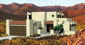 santa fe house plans at familyhomeplans com
