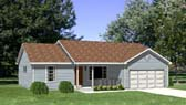 Plan Number 94426 - 1158 Square Feet