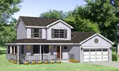 Plan Number 94441 - 1586 Square Feet