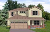 Plan Number 94449 - 2242 Square Feet