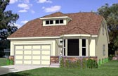 Plan Number 94460 - 1689 Square Feet