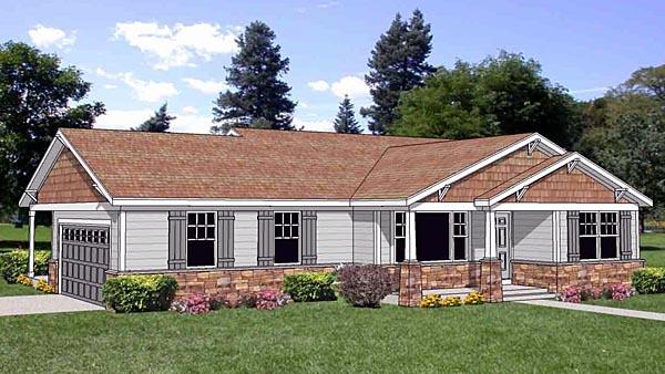 House Plan 94463