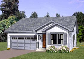 House Plan 94474