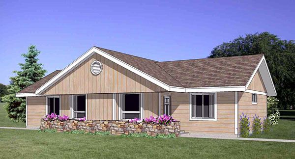 Multi family plan 94481 at for Multi family modular home prices