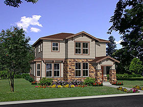 Plan Number 94498 - 1714 Square Feet
