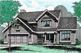 Plan Number 94901 - 1845 Square Feet