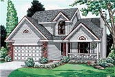 Plan Number 94908 - 1642 Square Feet