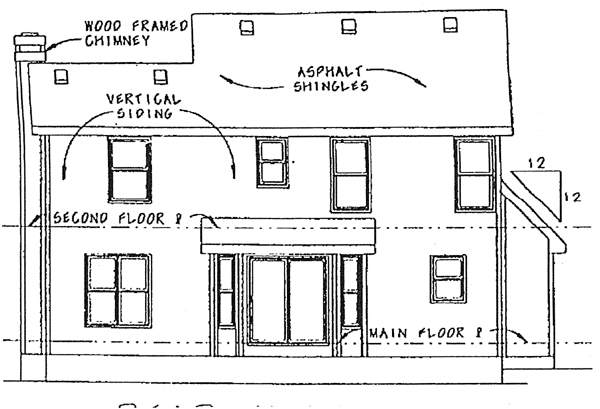 Country House Plan 94908 Rear Elevation