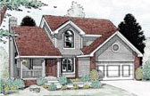 Plan Number 94909 - 1885 Square Feet