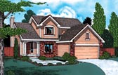 Plan Number 94912 - 1715 Square Feet