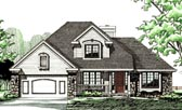 Plan Number 94924 - 1685 Square Feet
