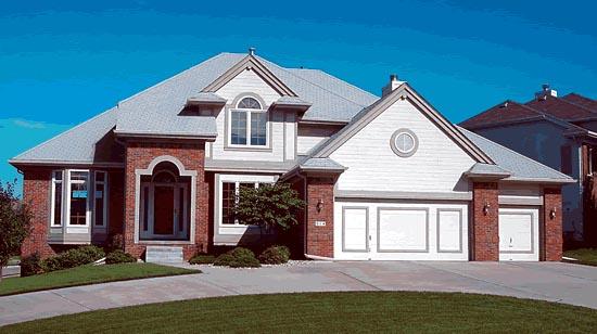 European House Plan 94940
