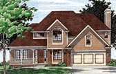 Plan Number 94947 - 2308 Square Feet
