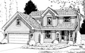 Plan Number 94961 - 1705 Square Feet