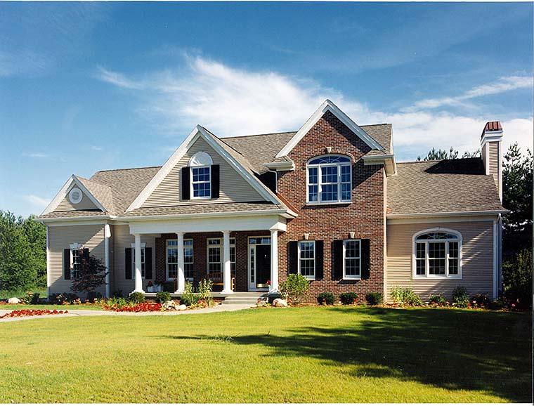 Country European House Plan 94965
