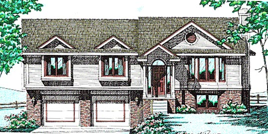 Traditional House Plan 94970 Elevation