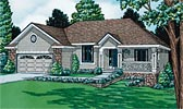 Plan Number 94976 - 1691 Square Feet