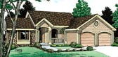 Plan Number 94977 - 1815 Square Feet
