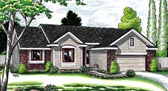Plan Number 94981 - 1579 Square Feet