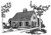 Plan Number 95015 - 1782 Square Feet