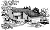 Plan Number 95016 - 2972 Square Feet