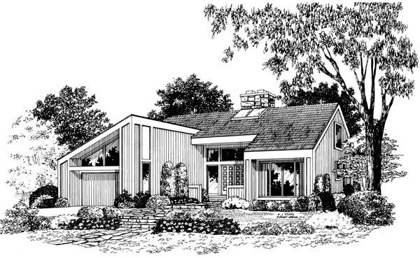 House Plan 95020