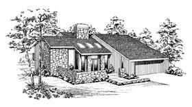 House Plan 95021