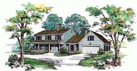 House Plan 95022