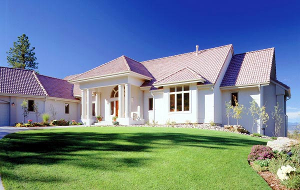 Traditional House Plan 95034 Elevation