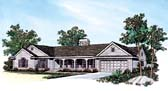 Plan Number 95042 - 2203 Square Feet