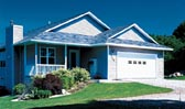 Plan Number 95055 - 1389 Square Feet