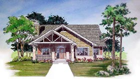Plan Number 95057 - 2033 Square Feet