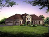 Plan Number 95066 - 4750 Square Feet
