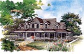 Plan Number 95067 - 2658 Square Feet