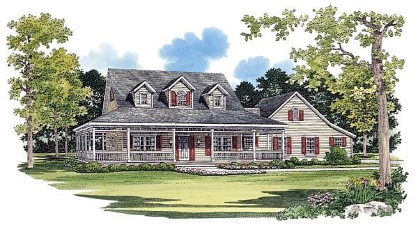 House Plan 95075